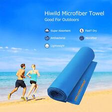 "US Microfiber Travel Towel 30x60"" Absorbent Fiber Beach Drying Washcloth Shower"