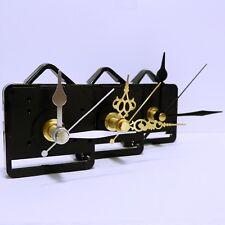 Replacement Quartz clock mechanism, choice of movement and hands, DIY repair kit