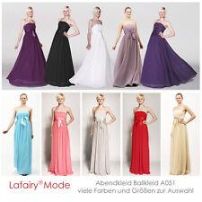 Abendkleid Cocktailkleid Ballkleid viele Farben + Größen zur Auswahl Lafairymode