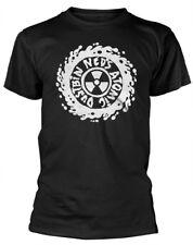 Ned's Atomic Dustbin 'White Logo' T-Shirt - NEW & OFFICIAL!