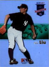 2008 TRISTAR PROjections Reflectives Green Baseball Card 1-400