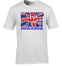 brexit Camiseta Enough Is EUROPEO SALIDA Voto 3xl 4xl 5xl Quit EURO