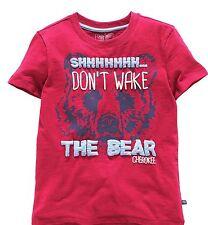 Boys' Don't Wake The Bear T-Shirt  7-8 9-10 Years Free UK P&P