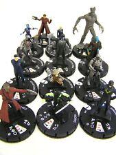 Heroclix gardiens of the Galaxy Movie set-Miniature choisir