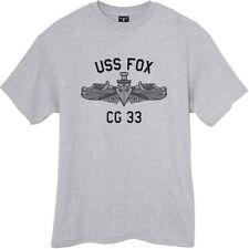 US Navy USS Fox CG-33 T-Shirt