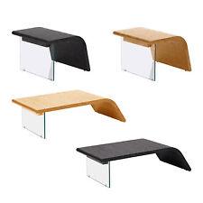 Designer Kelso Lounge Tables - Dark or Light Ash - Side/End or Coffee