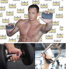 Lifting Grips Gym Gloves Bodybuilding Men Grips Grip Pad CrossFit WODs Gymnastic