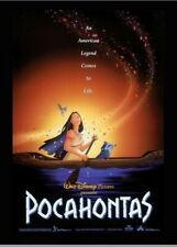 146661 Pocahontas Wall Print Poster CA