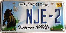 Plaque d Immatriculation Florida ( Rep - 095 )