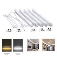 220V T5 30CM 60CM  LED Tube Light 6W 10W Integrated Fluorescent Bar Lamp Bulb