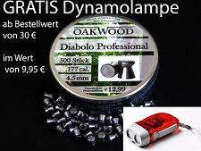 OAKWOOD PROFESSIONAL DIABOLOS -LUFTPISTOLE -4,5MM- STAFFELPREIS-MADE IN GERMANY