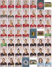 Panini - Frauen EM Euro 2017 - Sticker 50-98 aussuchen