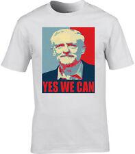 Camiseta Partido laborista Jeremy Corbyn T-Shirt Hope Design socialista