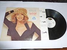 KYLIE - Enjoy Yourself Original 1989 UK LP
