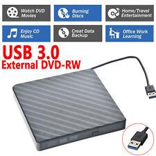 Lecteur de graveur de CD graveur de CD USB graveur externe USB 3.0 mince
