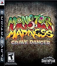 Monster Madness: Grave Danger - Playstation 3 Game