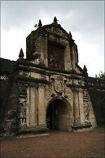 Poster, Many Sizes; Fort Santiago Manila, Intromuros