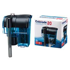 Penn Plax Cascade 20 Mini Power Filter 20 Gph Up To 7 Gallon