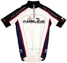 Nalini Antracite Kids Cycling Jersey White Yrs8-Yrs10-Yrs12 RRP £38.99