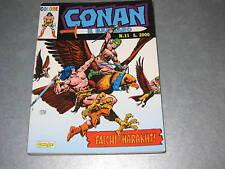 § CONAN IL BARBARO N.11 - SERIE COLORE - COMIC ART 1990