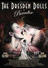 The Dresden Dolls - Paradise, Good DVD, ,