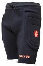 MACRON Turbo Neoprene black short goalkeeper pantaloncini neri portiere