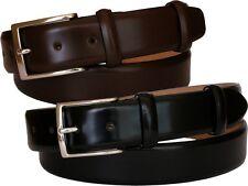 Cintura 3,5 CM extralunga in pelle lucida saldata - W35
