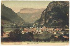 CPA 74 Haute-Savoie Thônes et le Parmelan