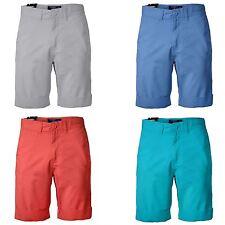 Mens Cotton Springfield Shorts Chino Knee Length Bottoms EU40 UK 30-EU50 UK 40