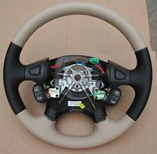 Land Rover Brand Freelander Black & Beige Steering Wheel Brand NEW
