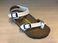 Birkenstock Taormina Birko Flor ORIGINALI bambina sandali ciabatte infradito
