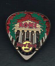 Hard Rock Cafe ROME Postcard Pick Series Pin. (PPP)