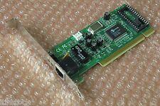 Dell 7C712 07C712 10/100 tarjeta de interfaz de red Ethernet NIC