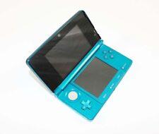 Nintendo 3DS System - Aqua Blue Discounted