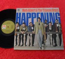 Herb Alpert & The Tijuana Brass LP Happening (Club Edition) TOP!!