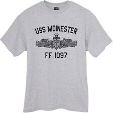 USN US Navy USS Moinester FF-1097 Frigate T-Shirt