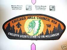 CSP Chicago Area Council,SA-24,Owasippe 1998,Mi,OA 7,IL