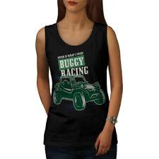 Buggy Racing Automobile Women Tank Top NEW   Wellcoda