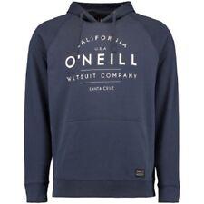 O'Neill Mens Logo Hoodie / Hoody in Ink Blue