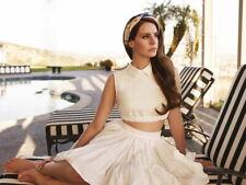 Lana Del Rey Beautiful White Dress Music Rare Giant Wall Print POSTER
