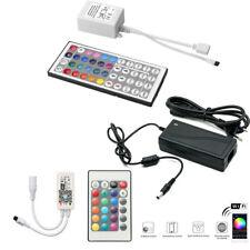 Wifi RGB RGBW IR Controller Kontroller Steuerung 5A Trafo für LED Streifen Strip