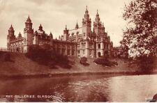 GLASGOW SCOTLAND ART GALLERIES