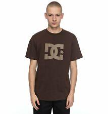 DC Shoes Herren T-Shirt STAR SS (Coffee Bean)