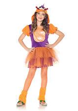 Girls Misbehaving Monster Halloween Kids Costume