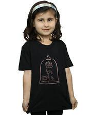 Disney Niñas Princess Rose Gold Camiseta