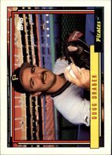 1992 Topps Baseball Base Singles #440-544 (Pick Your Cards)