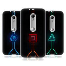 OFFICIAL ALYN SPILLER NEON SOFT GEL CASE FOR MOTOROLA PHONES 2