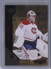 2011 Upper Deck Black Diamond Gold 80 Carey Price Montreal Canadiens Hockey Card