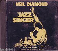 Jazz SInger Neil Diamond Original Soundtrack Lawrence Olivier Capital Record 70s