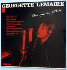 GEORGETTE LEMAIRE Mon Premier 33 Tours LP Near-MINT England Pressing